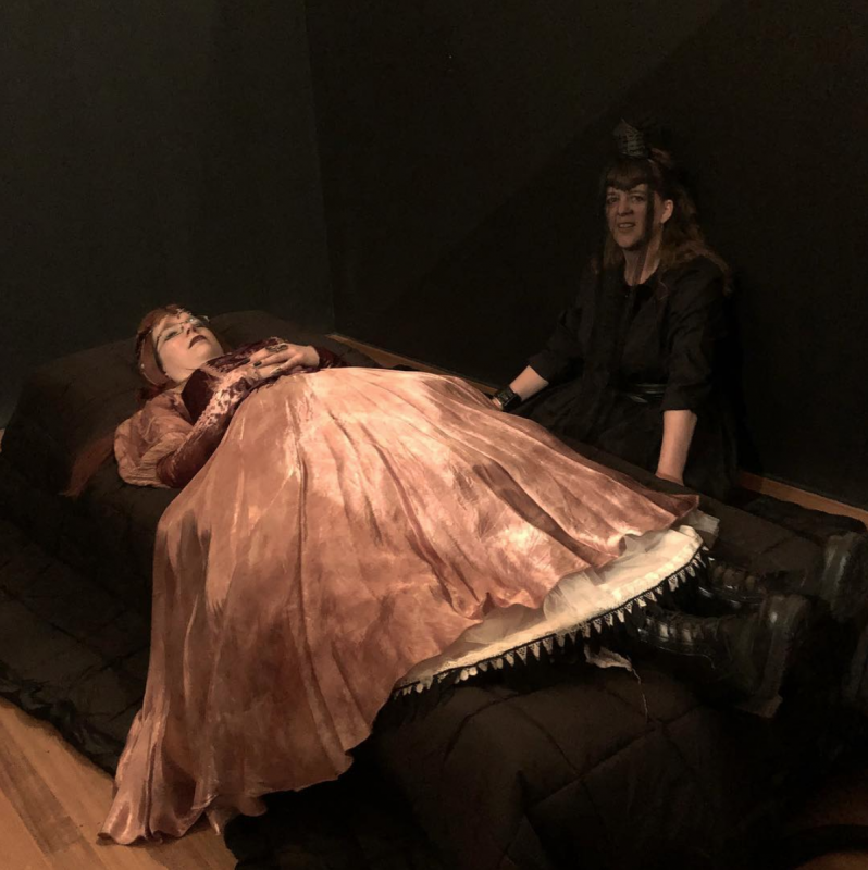 Cooling Bed performance, Bendigo Art Gallery 2018