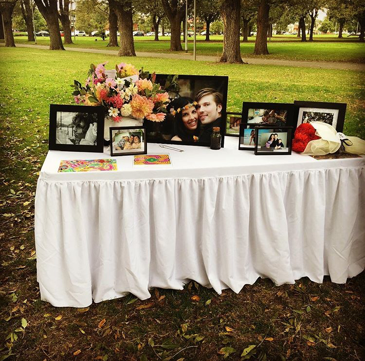 Memorials anywhere you want them